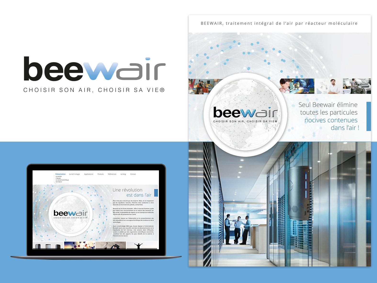 Logo Beewair