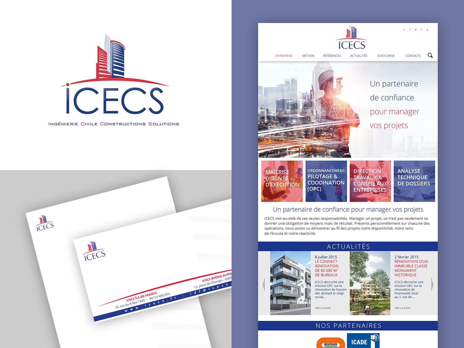 Logo ICECS